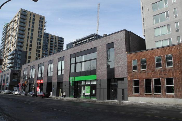 decouvrez le quartier Griffintown montreal